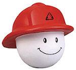 Fireman Mad Cap Stress Balls